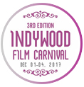 Indywood Film Carnival 2017 - Upcoming Events Hyderabad, India - Logo