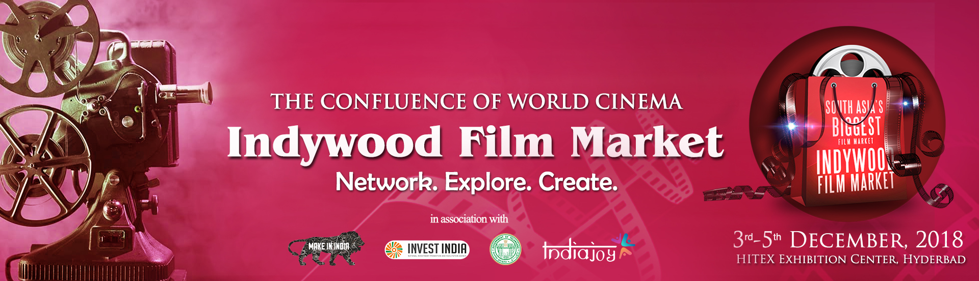 Film Festival India - Indywood - Carnival