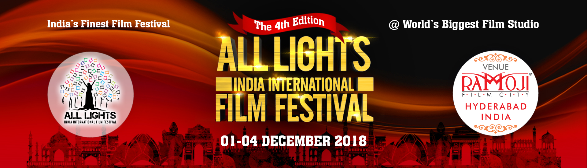 ALIIFF - India International Film Festival - Hyderabad Events