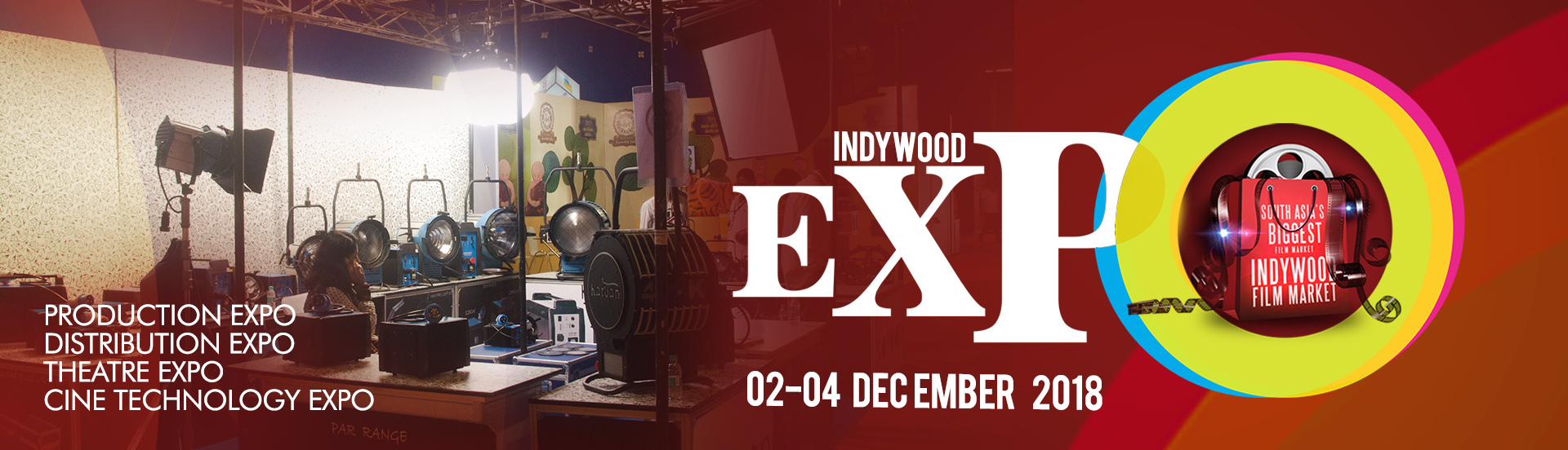 Film Expo, Film Production, Film Distribution, Cine Tech Expo India