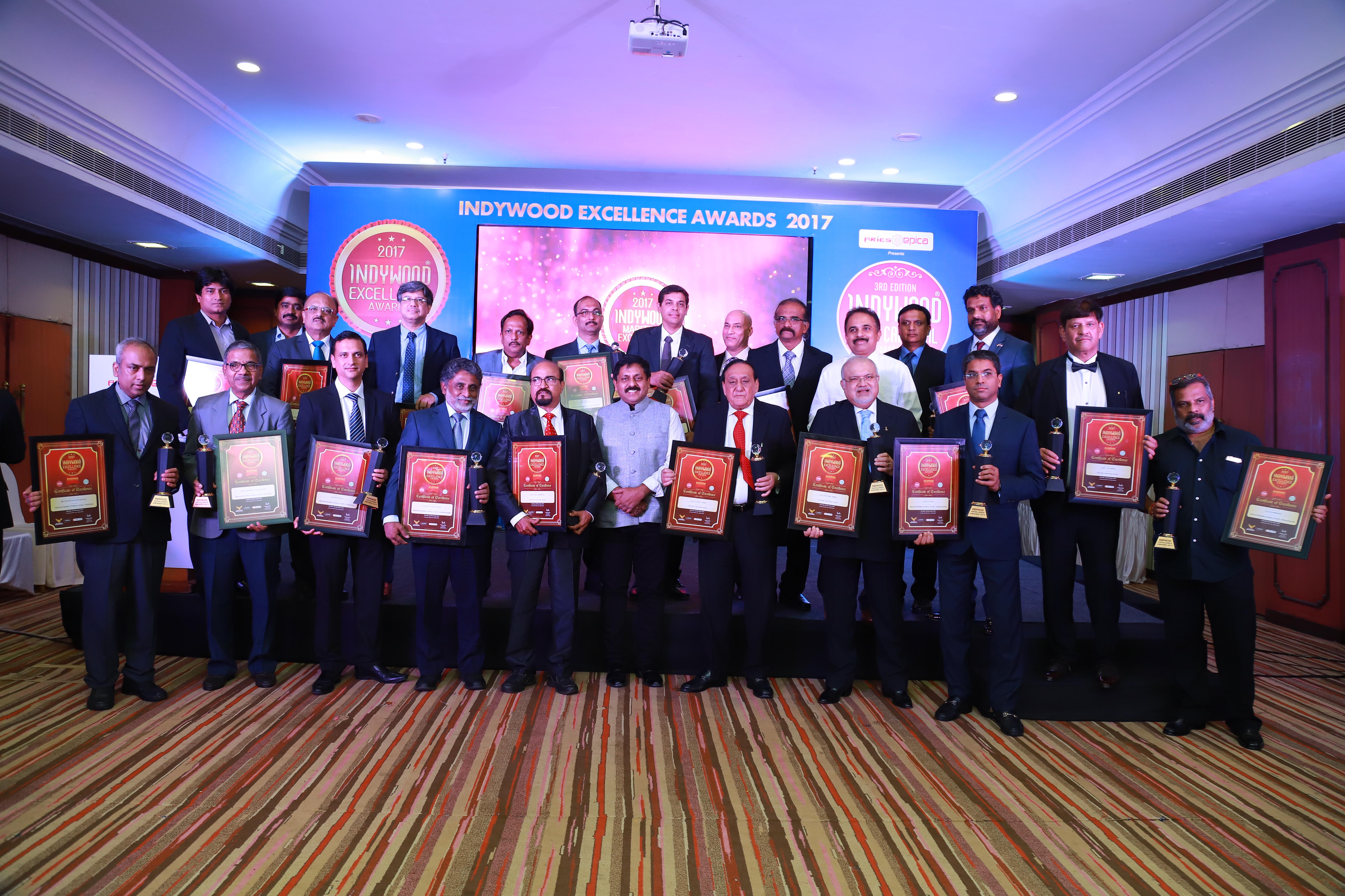 Indywood | Blog|Indywood Maritime Excellence Awards 2017 Honored